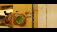 measurements taken on window